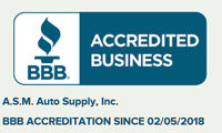 BBB Accredited ASM Auto Parts