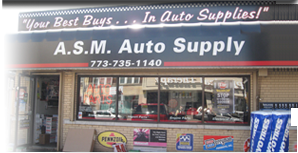 Auto Parts in Chicago
